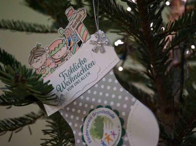 Foerderverein Grundschule Knüllwald Rengshausen e.V., Weihnachtsbaum, Tradition,