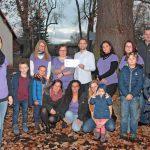 Kinderbasarteam spendet für Schulhofgestaltung