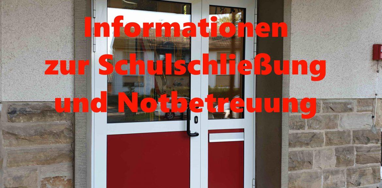 Grundschule Knüllwald-Rengshausen e.V.., Schulschließung, Covid-19, Corona