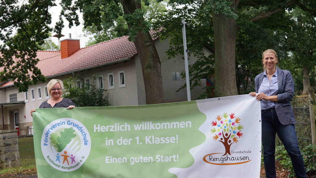 Förderverein Grundschule Knüllwald-Rengshausen e. V., Einschulung 2020