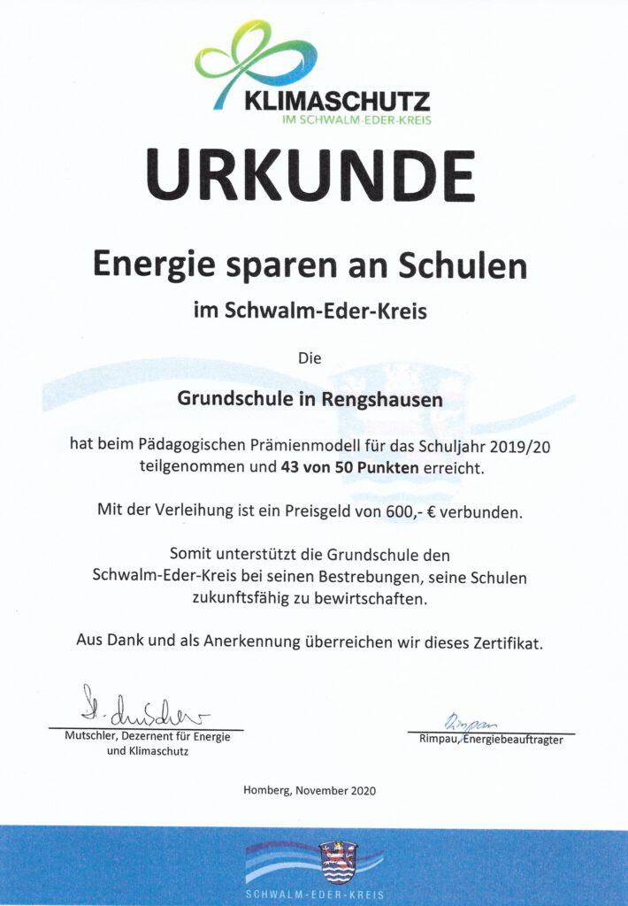 Förderverein Grundschule-Rengshausen